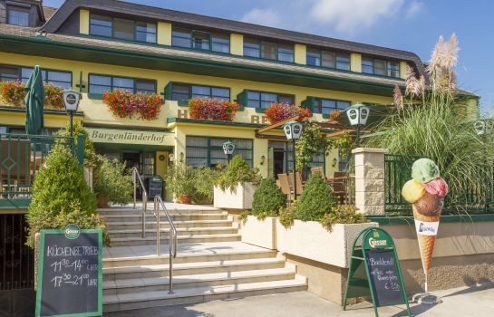 Hotel Burgenländerhof In Mörbisch Am See Hotel De