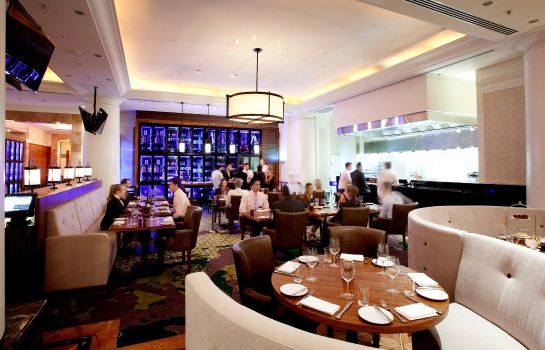 Hotel-Bar Brisbane Marriott Hotel