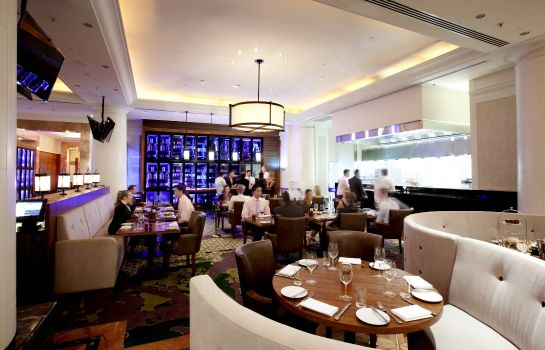 Restaurant Brisbane Marriott Hotel