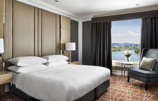 Suite Brisbane Marriott Hotel