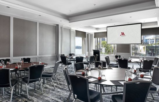 Tagungsraum Brisbane Marriott Hotel