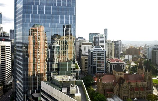 Zimmer Brisbane Marriott Hotel