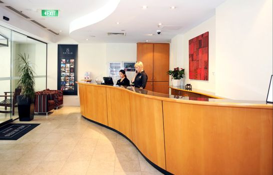 Empfang ALL SUITES PERTH