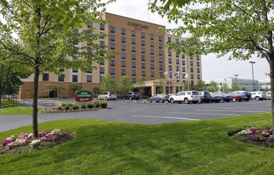 Exterior view Courtyard Boston Billerica/Bedford