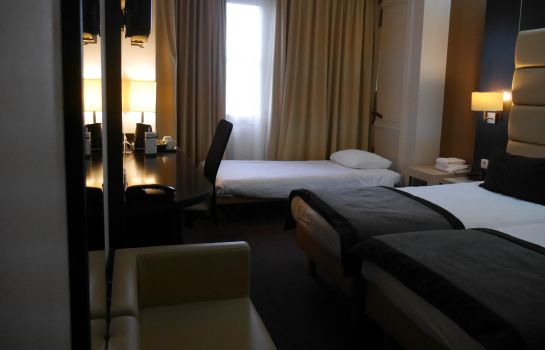 Triple room Best Western City Centre