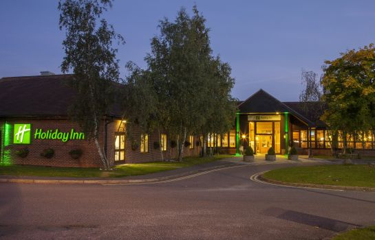 Exterior view Holiday Inn COLCHESTER