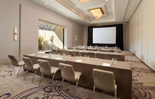 Conference room a Tribute Portfolio Hotel Avenue of the Arts Costa Mesa