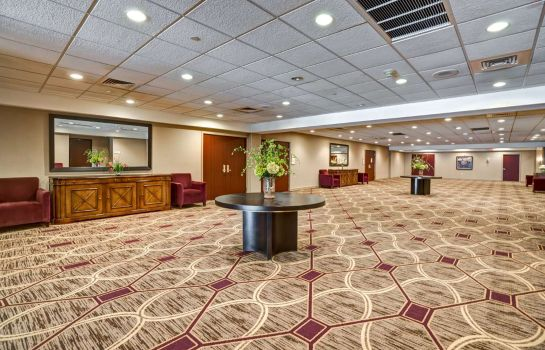 Lobby DoubleTree by Hilton Downtown Wilmington - Legal District