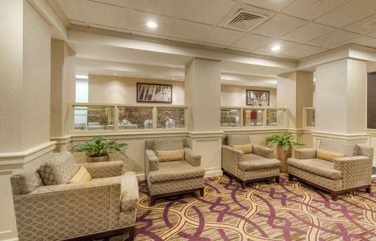 Hotelhalle DoubleTree by Hilton Downtown Wilmington - Legal District