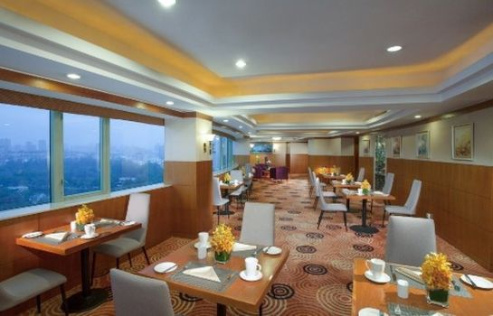 Bar hotelowy Grand Park Kunming