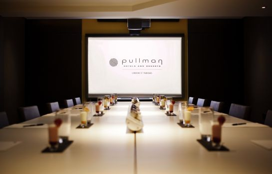 Meeting room Pullman London St Pancras