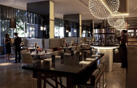 Restaurant Pullman London St Pancras