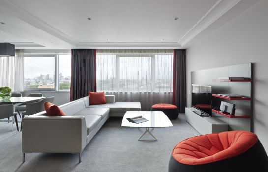 Suite Pullman London St Pancras
