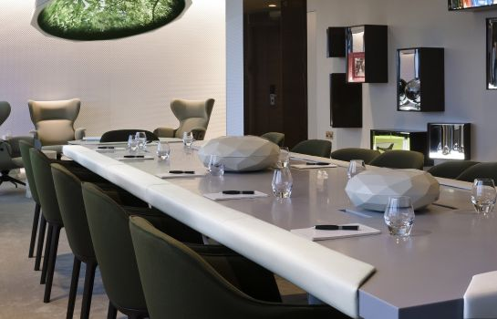 Conference room Pullman London St Pancras