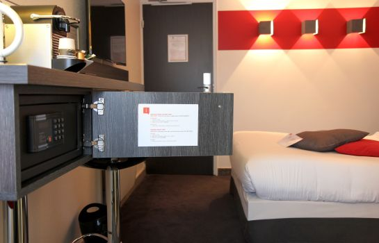 Chambre double (standard) Best Western The Hotel Versailles