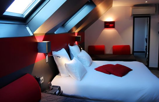 Chambre double (confort) Best Western The Hotel Versailles