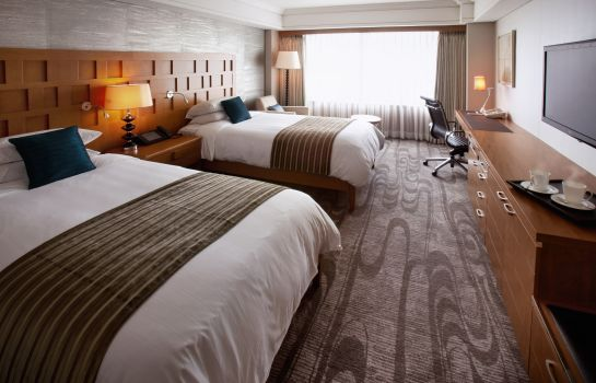 Double room (superior) Lotte Hotel Busan
