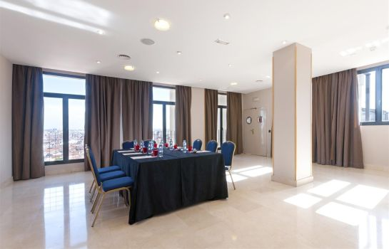 Conference room TRYP Madrid Cibeles Hotel