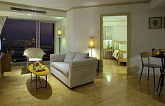 Suite Junior Riverfront Residence Executive Serviced Apartments Bangkok