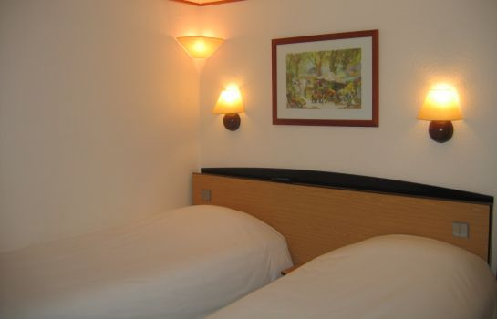 Single room (standard) Campanile - La Ferte Bernard