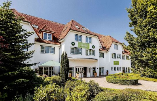 Außenansicht Dreiklang Business & Spa Resort