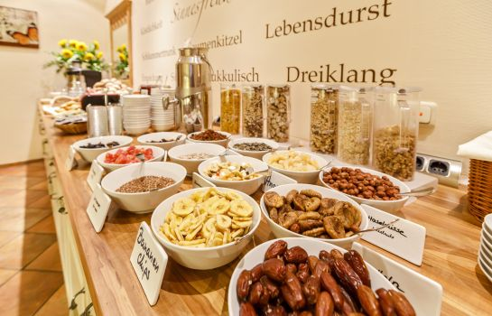 Frühstücks-Buffet Dreiklang Business & Spa Resort