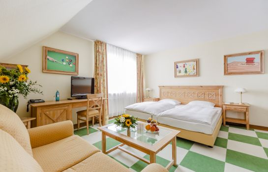 Doppelzimmer Komfort Dreiklang Business & Spa Resort