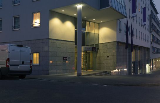 Exterior view Mercure Hotel Stuttgart City Center