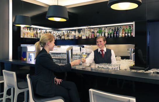 Hotel-Bar Mercure Hotel Stuttgart City Center