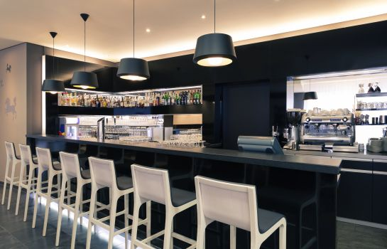 Hotel bar Mercure Hotel Stuttgart City Center