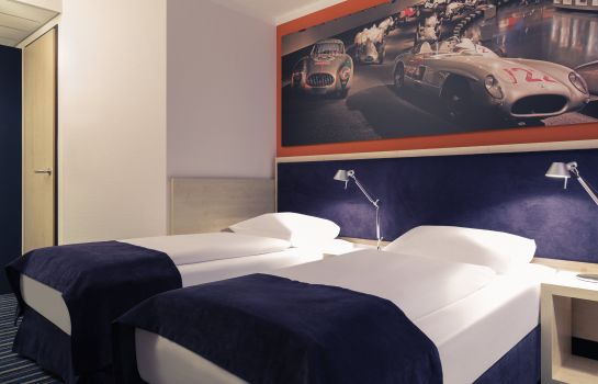 Double room (standard) Mercure Hotel Stuttgart City Center