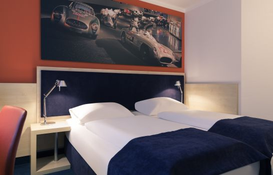 Double room (superior) Mercure Hotel Stuttgart City Center