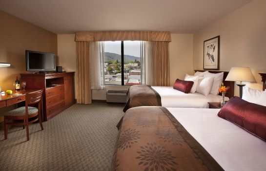 Zimmer COAST WENATCHEE CENTER HOTEL