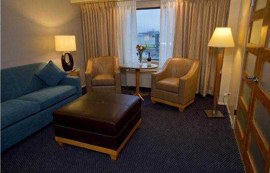 Suite THE PRINCE RUPERT HOTEL
