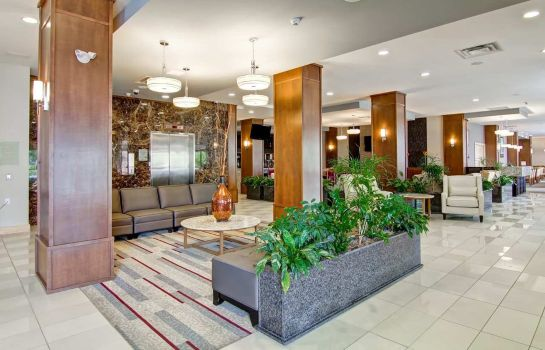 Hall DoubleTree by Hilton Kamloops