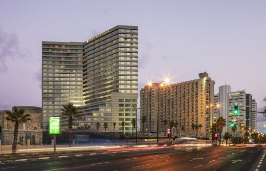 Buitenaanzicht InterContinental Hotels DAVID TEL AVIV