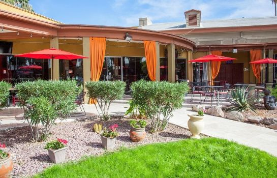 Restaurant Hotel Tucson City Center