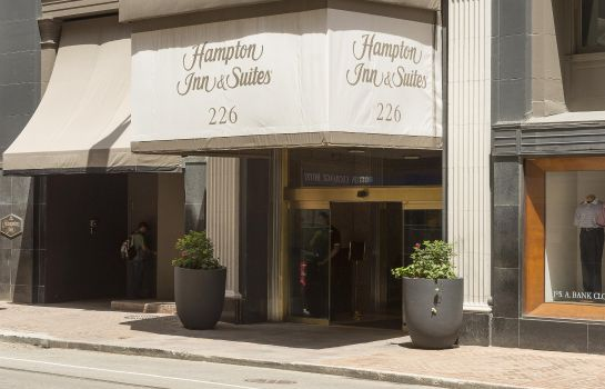Außenansicht Hampton Inn - Suites New Orleans Dwtn -French Qtr Area- LA
