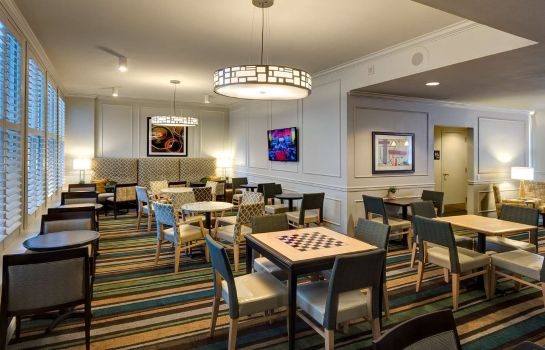 Restaurant Hampton Inn - Suites New Orleans Dwtn -French Qtr Area- LA