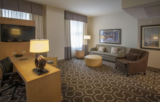 Suite Hampton Inn - Suites New Orleans Dwtn -French Qtr Area- LA