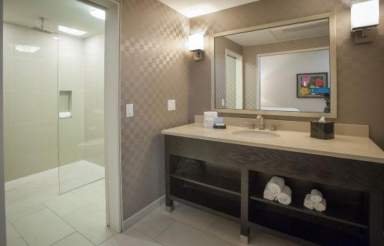 Zimmer Hampton Inn - Suites New Orleans Dwtn -French Qtr Area- LA