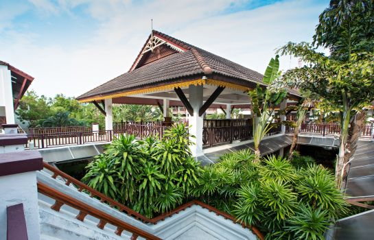 Umgebung Imperial Boat House Beach Resort