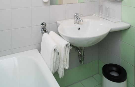 Bagno in camera Star Inn Hotel Premium Graz by Quality