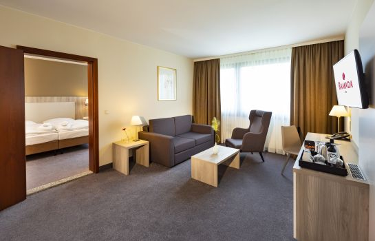 Junior Suite Hotel Ramada Graz Airport
