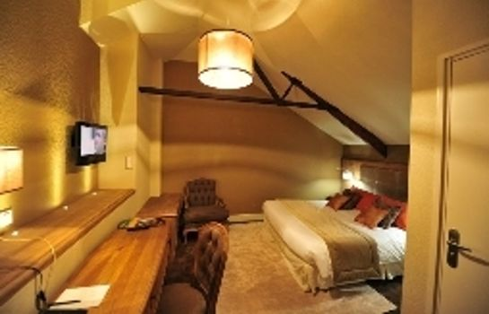 Zimmer Le Chateau du Clos de la Ribaudiere Chateaux & Hotels Collection