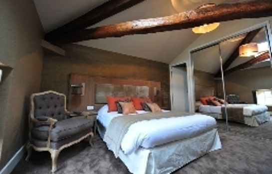 Standardzimmer Le Chateau du Clos de la Ribaudiere Chateaux & Hotels Collection