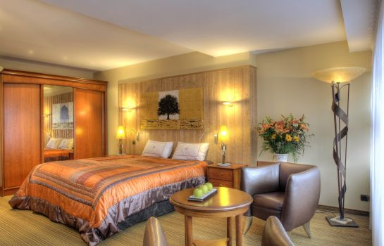 Junior suite Hostellerie des Chateaux & Spa