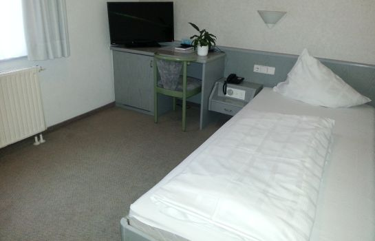 Single room (standard) Hotel Krauthof