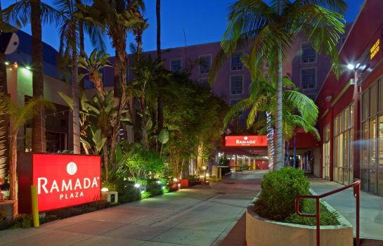 Außenansicht RAMADA PLAZA WEST HOLLYWOOD