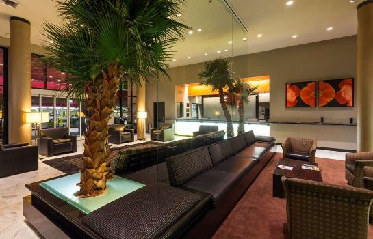 Lobby RAMADA PLAZA WEST HOLLYWOOD